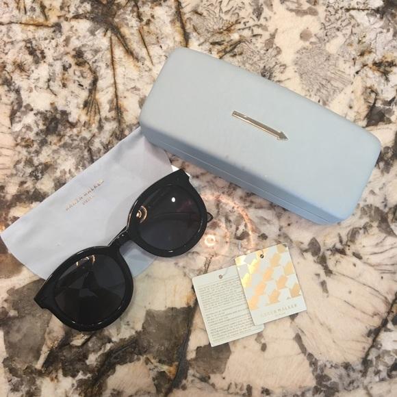 c6a20bb110d7 Karen Walker Accessories - Karen Walker Super Duper Strength Black  sunglasses